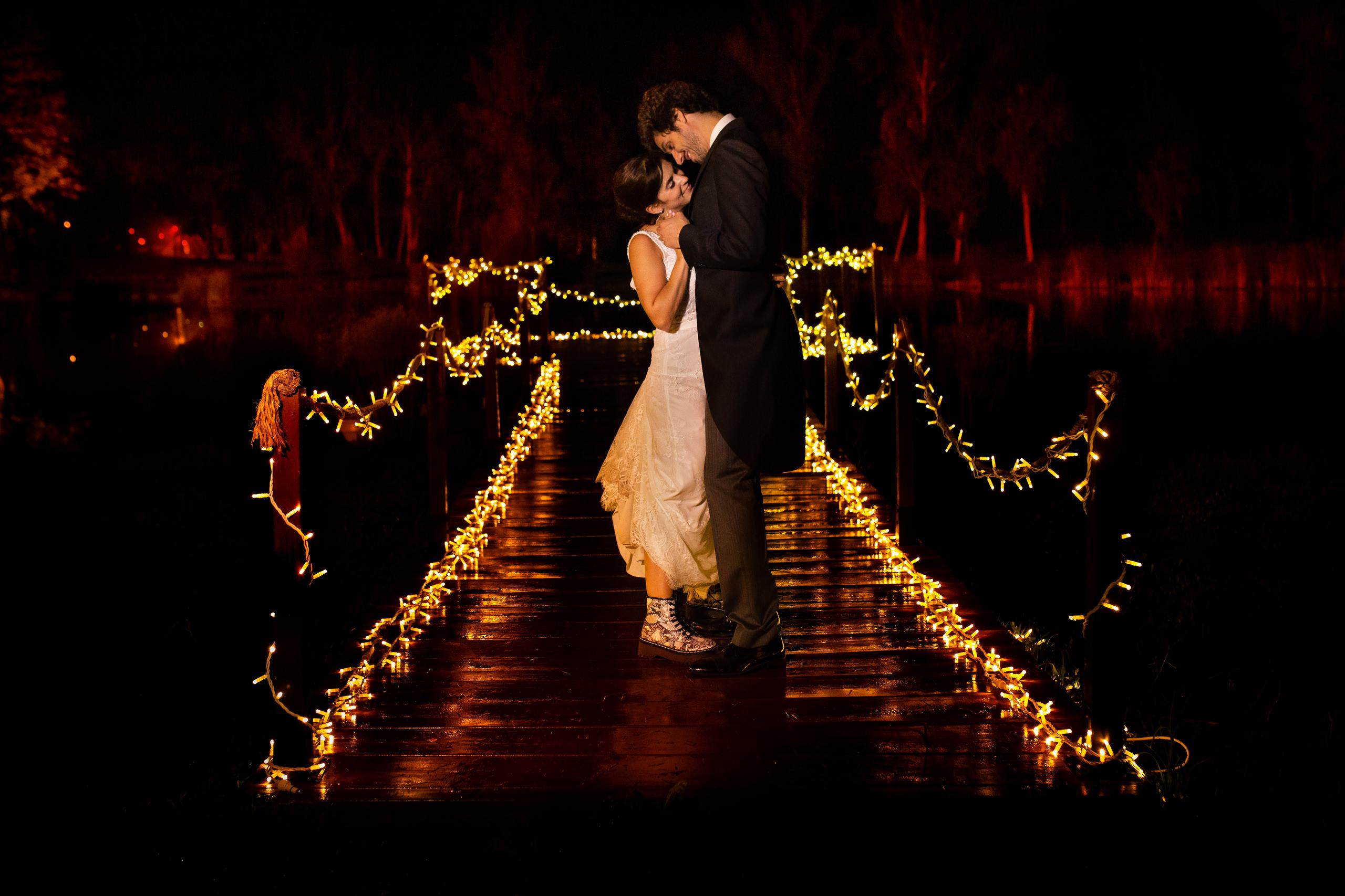 boda en la farinera de san lluis